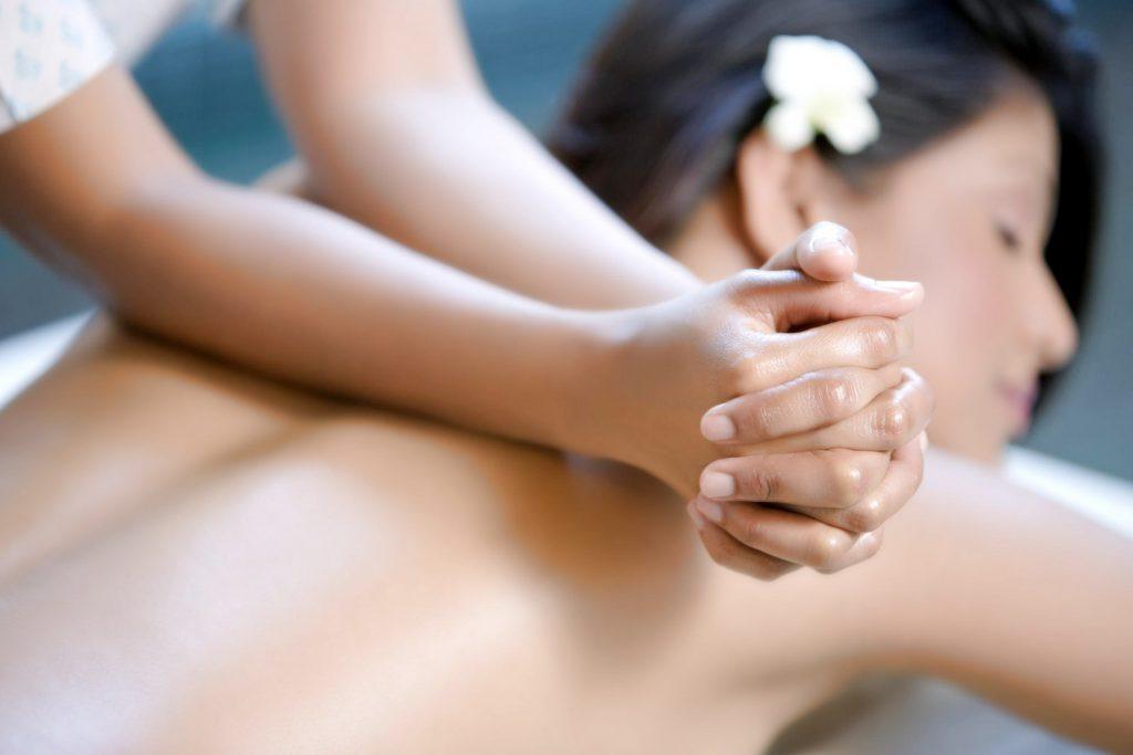 Lomi Lomi Nui Massage