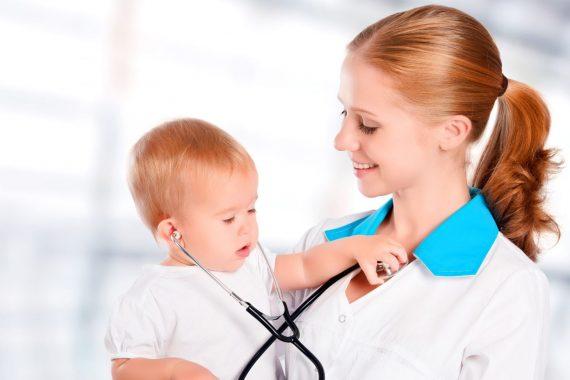 Детский скрининг здоровья - Check-Up для детей