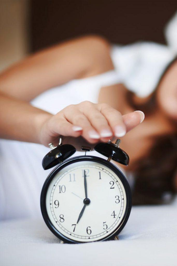 Schlaf Erholung Programm