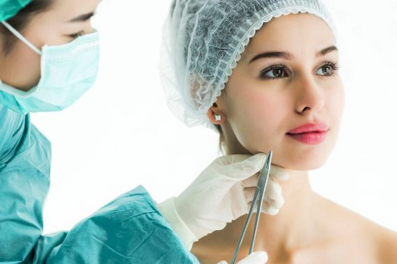 Face Gold Needle - MedWorld Clinic