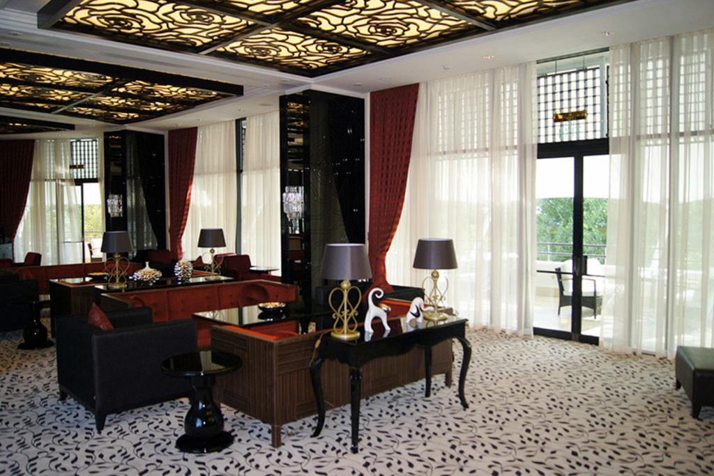 Lounge A'la Carte Restaurant - Medworld Rixos Downtown Antalya