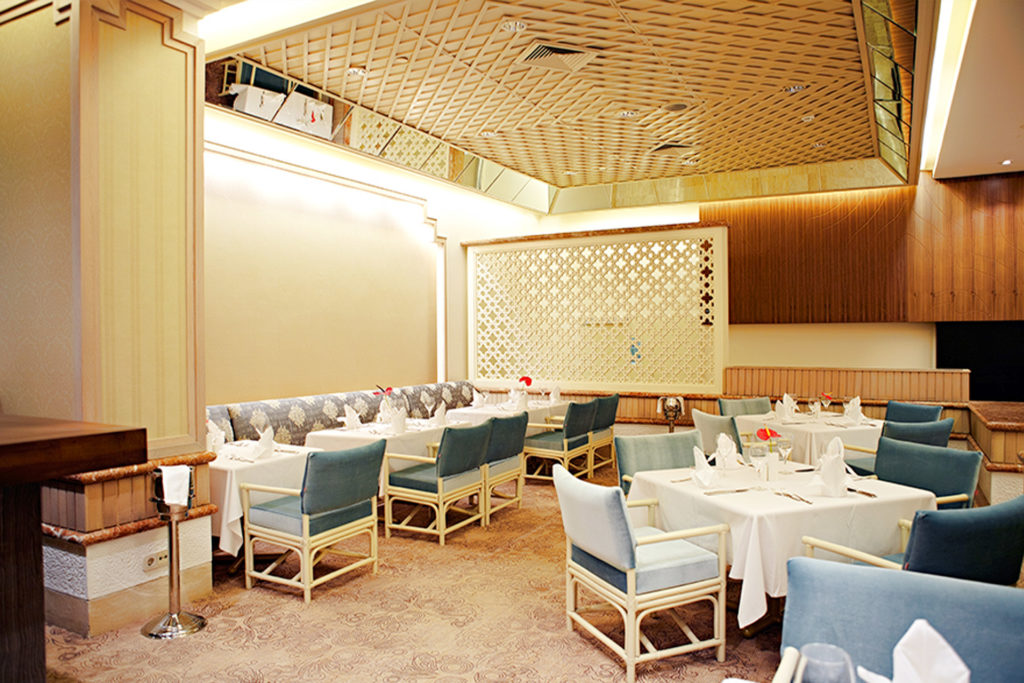 Panoramarestaurant - Medworld Rixos Downtown Antalya