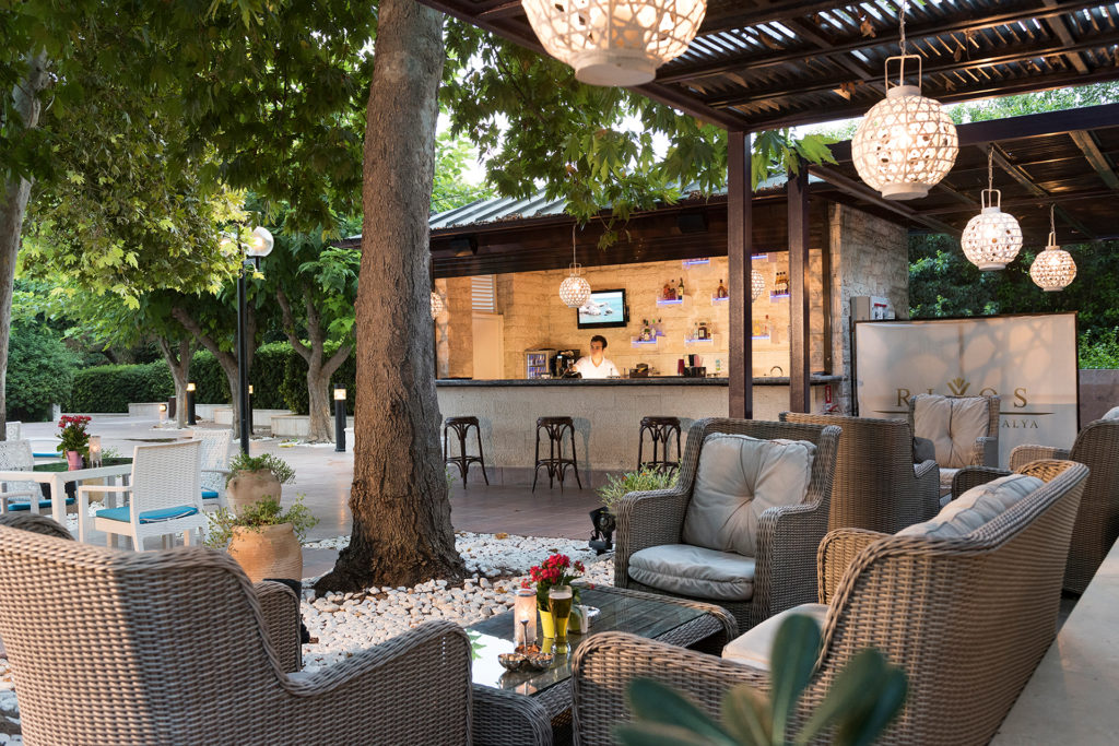 Bars - Rixos Dowtown Antalya