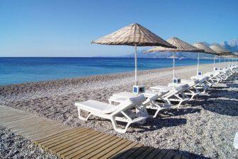 Beach -Medworld Rixos Dowtown