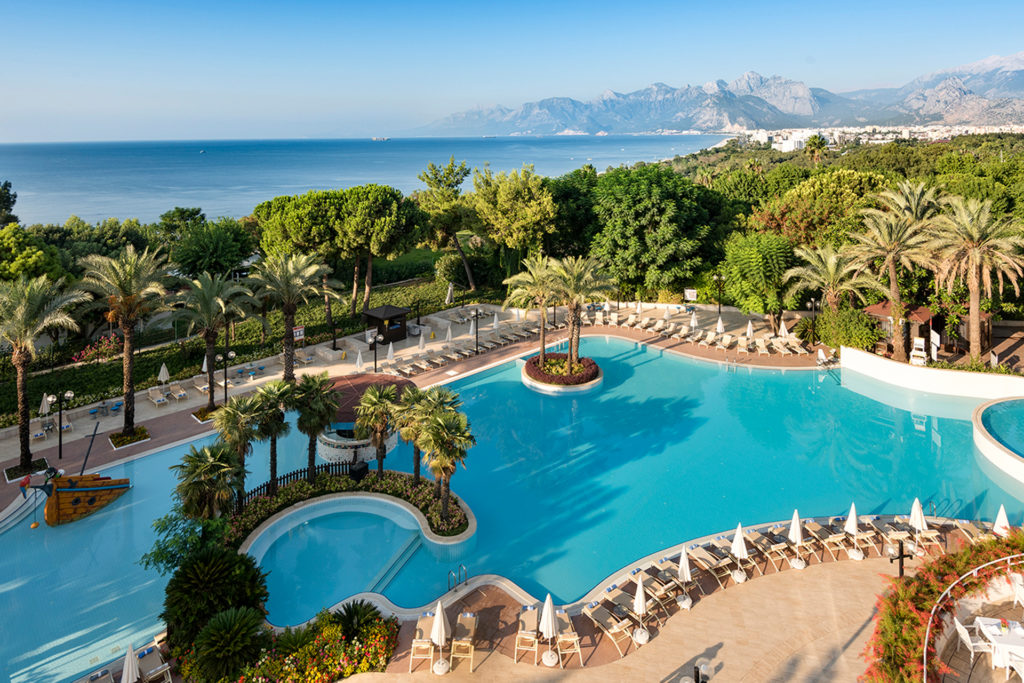 Swimming Pool - Rixos Dowtown Antalya