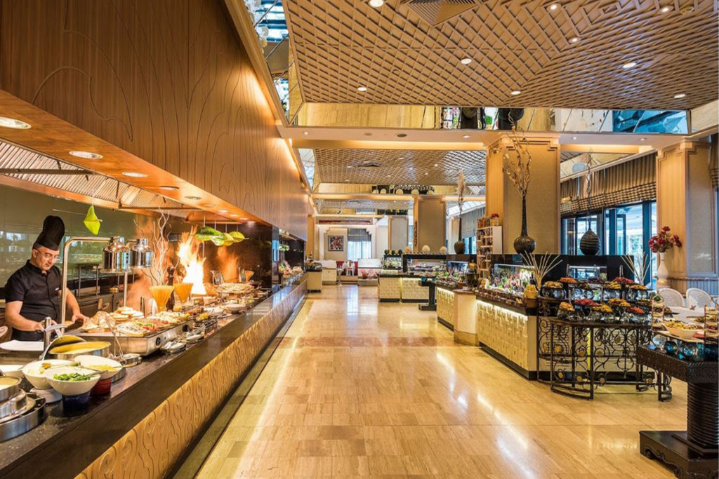 Main Restaurant - Medworld Rixos Downtown Antalya