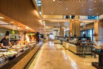 Рестораны - Medworld Rixos Downtown Antalya