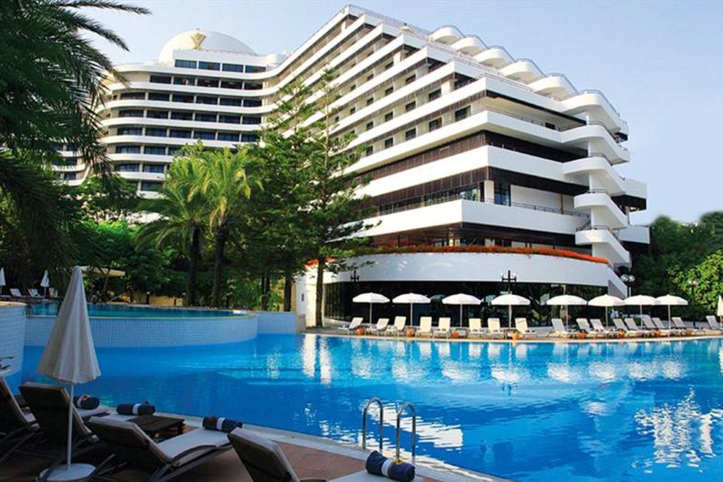 حمام السباحة - Rixos Dowtown Antalya