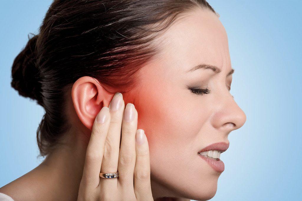 Gesichtsschmerzen-Neuralgie