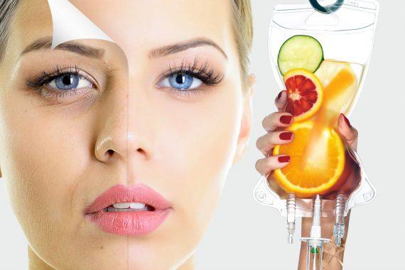 Антивозрастные витамины и добавки