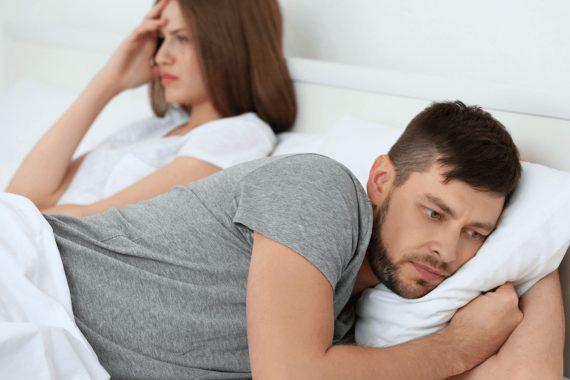 Erektionsprobleme (erektile Dysfunktion) Lösung